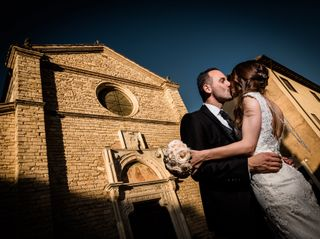 Le nozze di Alessia e Pierluigi
