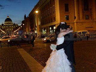 Le nozze di Lavinia e Ruggero