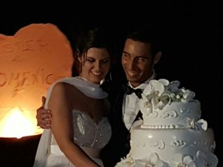 Le nozze di Ester e Domenico