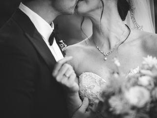 Le nozze di Chiara e Litiano