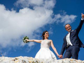 Le nozze di Mariangela e Mariano