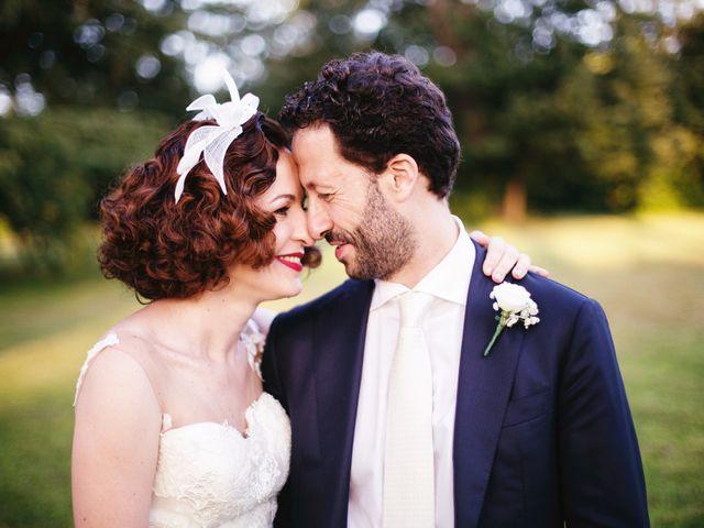 le nozze di Eliana e Cesare