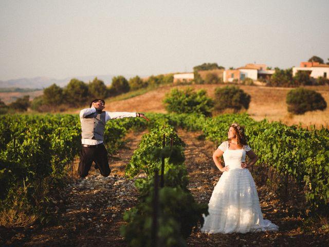 Le nozze di Delizia e Daniele