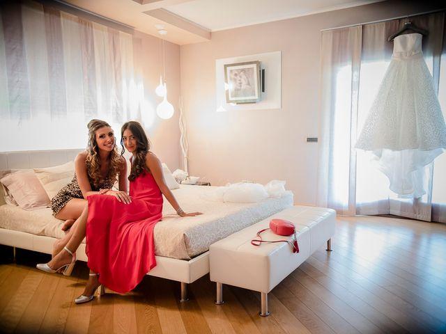 Il matrimonio di Alessandro e Giulia a Viterbo, Viterbo 12