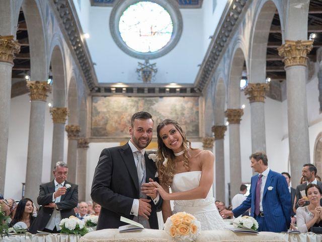 Il matrimonio di Alessandro e Giulia a Viterbo, Viterbo 28