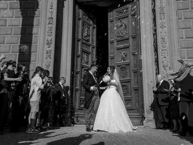 Il matrimonio di Alessandro e Giulia a Viterbo, Viterbo 31
