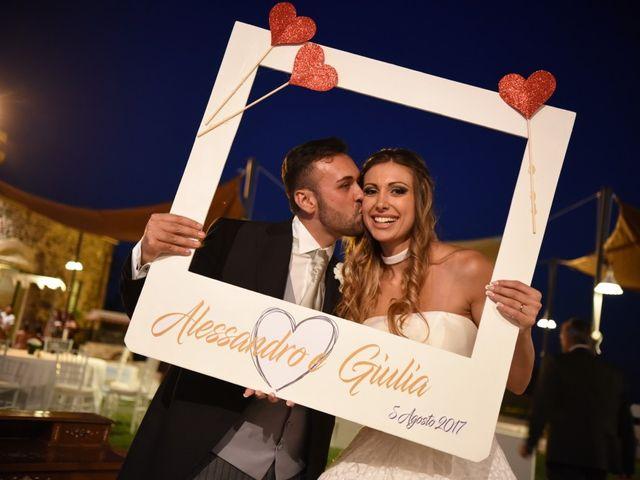 Il matrimonio di Alessandro e Giulia a Viterbo, Viterbo 32