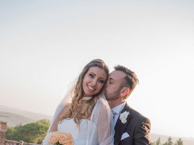Il matrimonio di Alessandro e Giulia a Viterbo, Viterbo 35