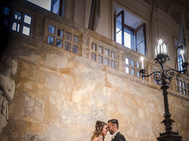 Il matrimonio di Alessandro e Giulia a Viterbo, Viterbo 40