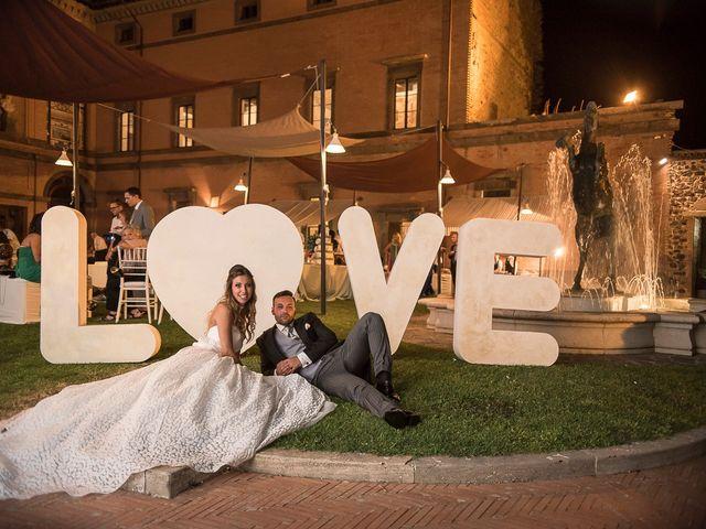 Il matrimonio di Alessandro e Giulia a Viterbo, Viterbo 42