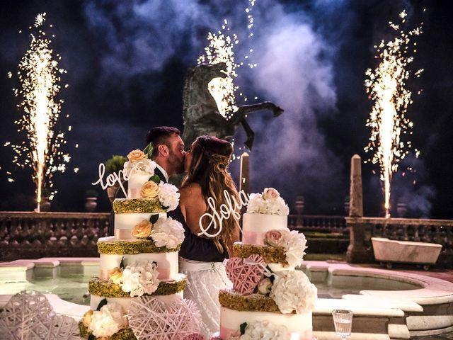 Il matrimonio di Alessandro e Giulia a Viterbo, Viterbo 45