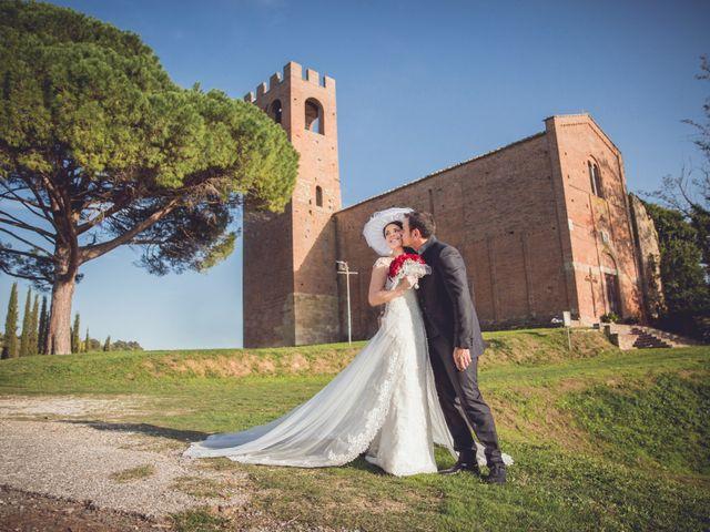 le nozze di Irene e Cosimo