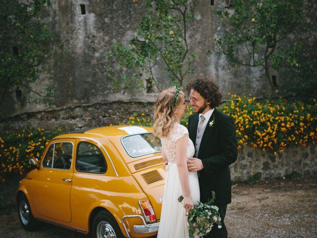 Le nozze di Jenny e Giulio