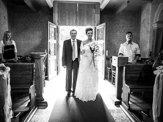 Il matrimonio di Marco e Eleonora a Ruda, Udine 16