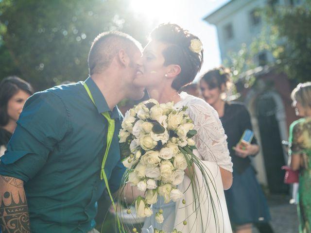 Il matrimonio di Marco e Eleonora a Ruda, Udine 20