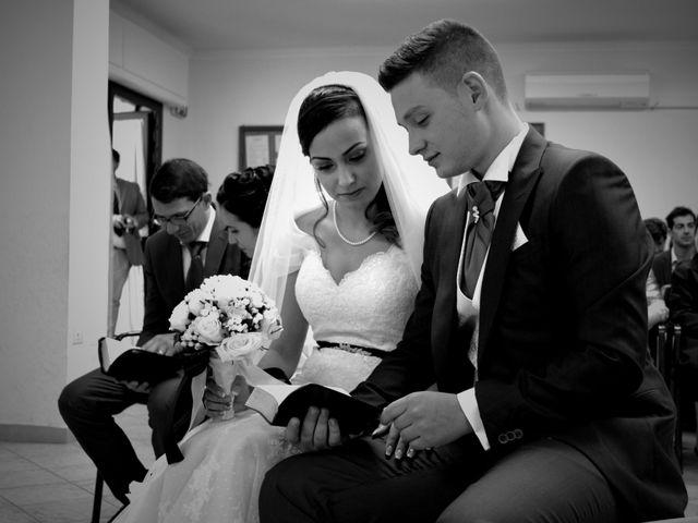 Il matrimonio di Alessandro e Stefania a Villacidro, Cagliari 22