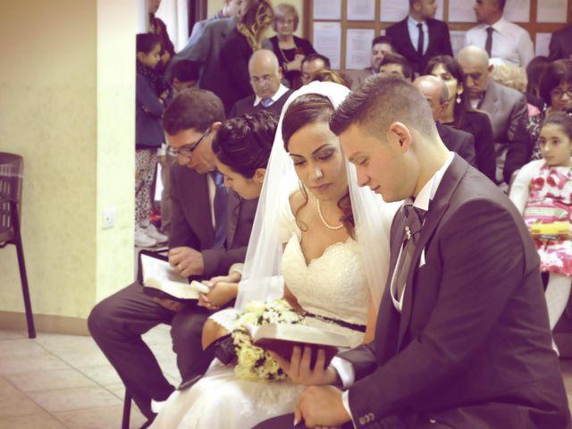 Il matrimonio di Alessandro e Stefania a Villacidro, Cagliari 25