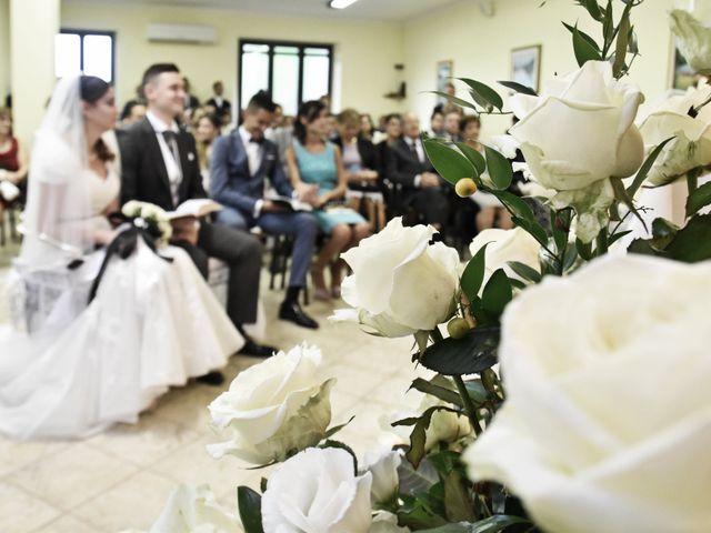 Il matrimonio di Alessandro e Stefania a Villacidro, Cagliari 27