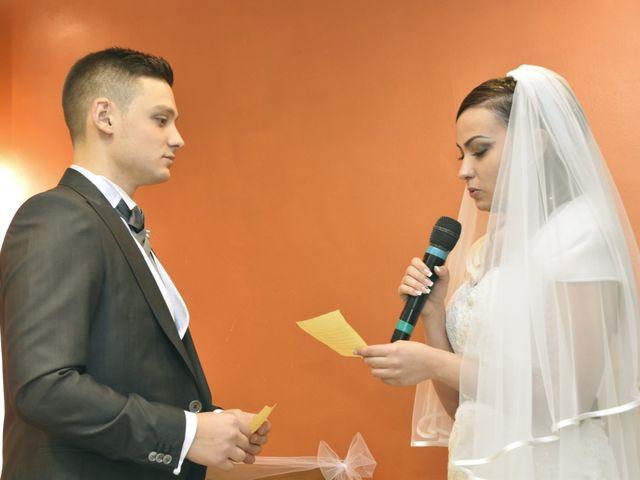Il matrimonio di Alessandro e Stefania a Villacidro, Cagliari 28