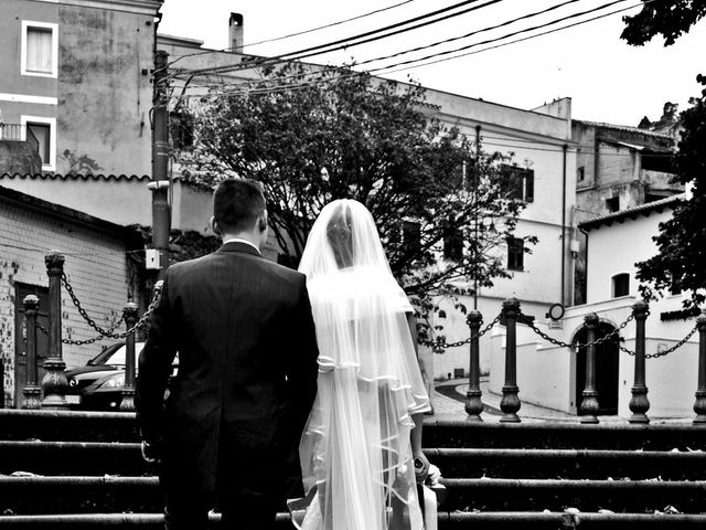 Il matrimonio di Alessandro e Stefania a Villacidro, Cagliari 32