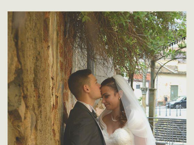 Il matrimonio di Alessandro e Stefania a Villacidro, Cagliari 34