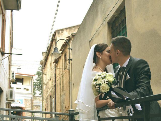 Il matrimonio di Alessandro e Stefania a Villacidro, Cagliari 36