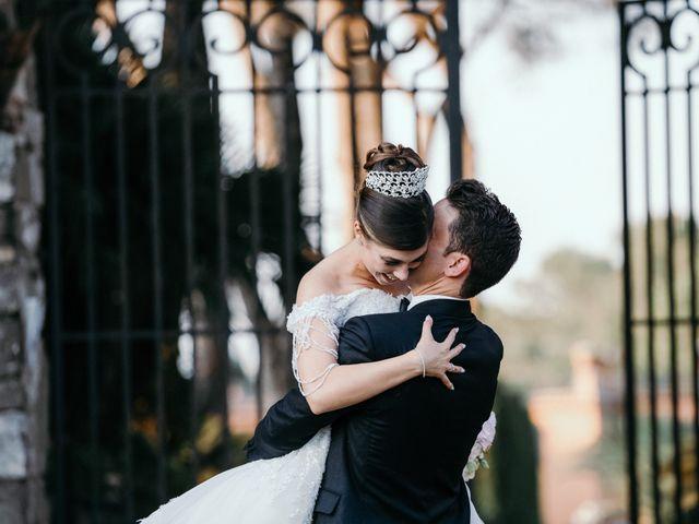 Le nozze di Melanie e Valerio