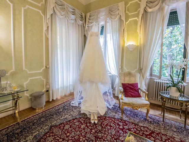 Il matrimonio di Matteo e Erica a Lesmo, Monza e Brianza 9
