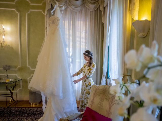 Il matrimonio di Matteo e Erica a Lesmo, Monza e Brianza 14