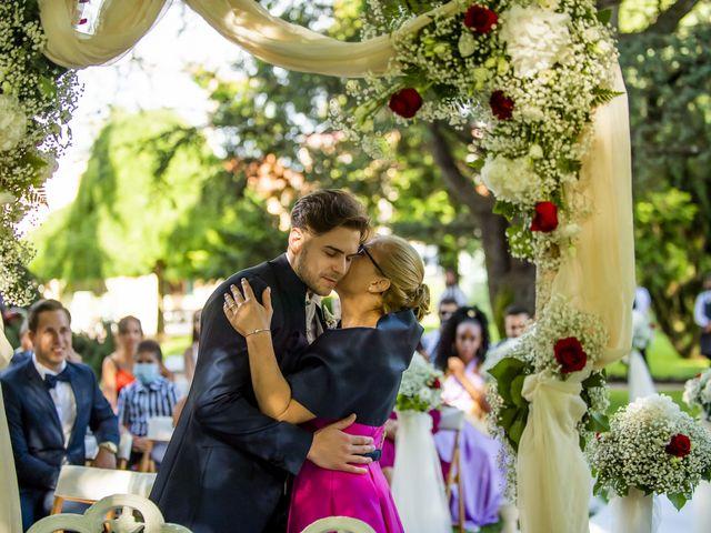Il matrimonio di Matteo e Erica a Lesmo, Monza e Brianza 21