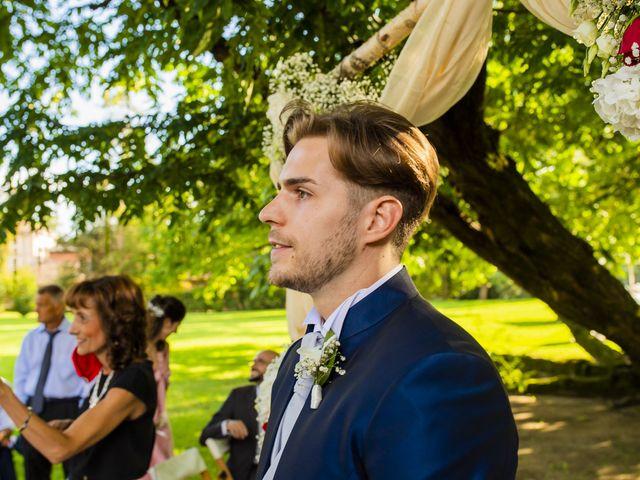 Il matrimonio di Matteo e Erica a Lesmo, Monza e Brianza 25