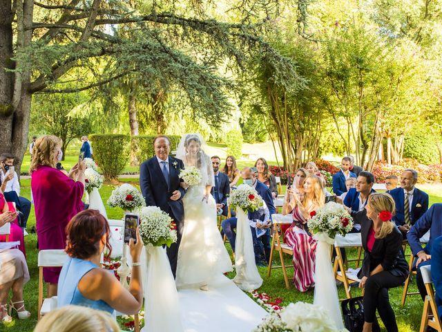 Il matrimonio di Matteo e Erica a Lesmo, Monza e Brianza 26
