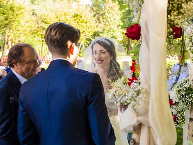 Il matrimonio di Matteo e Erica a Lesmo, Monza e Brianza 27
