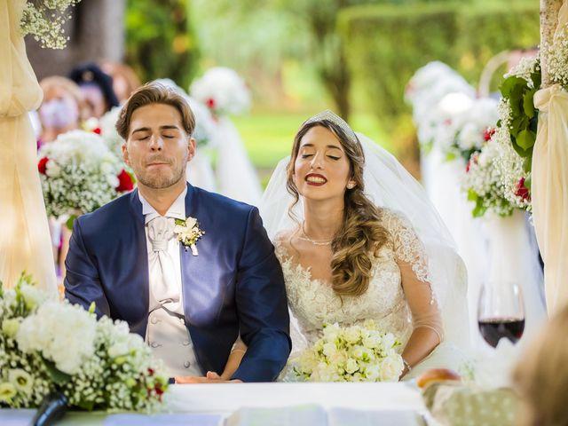Il matrimonio di Matteo e Erica a Lesmo, Monza e Brianza 30
