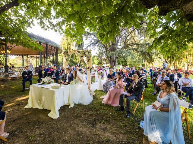 Il matrimonio di Matteo e Erica a Lesmo, Monza e Brianza 33