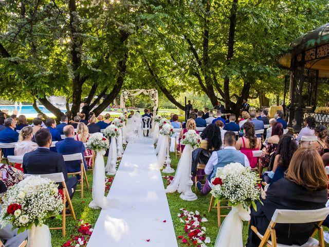 Il matrimonio di Matteo e Erica a Lesmo, Monza e Brianza 34