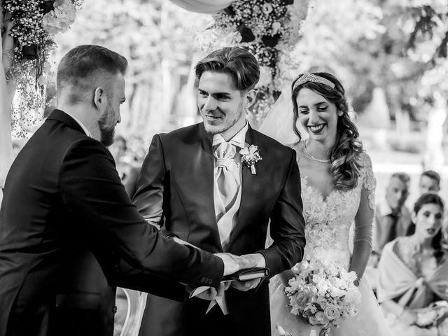 Il matrimonio di Matteo e Erica a Lesmo, Monza e Brianza 39