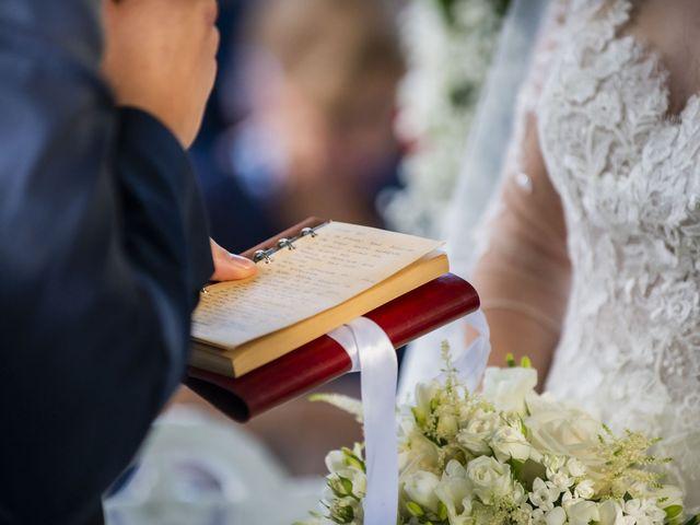 Il matrimonio di Matteo e Erica a Lesmo, Monza e Brianza 40