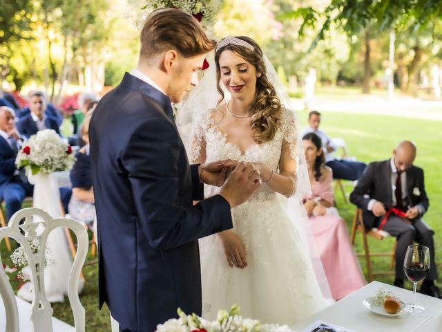 Il matrimonio di Matteo e Erica a Lesmo, Monza e Brianza 43