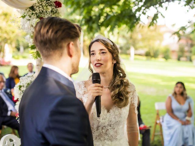 Il matrimonio di Matteo e Erica a Lesmo, Monza e Brianza 44