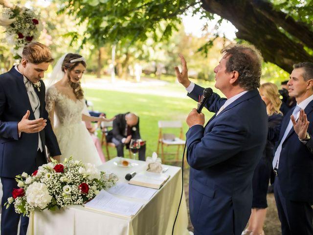 Il matrimonio di Matteo e Erica a Lesmo, Monza e Brianza 45