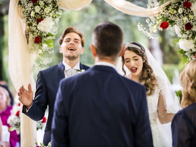 Il matrimonio di Matteo e Erica a Lesmo, Monza e Brianza 48