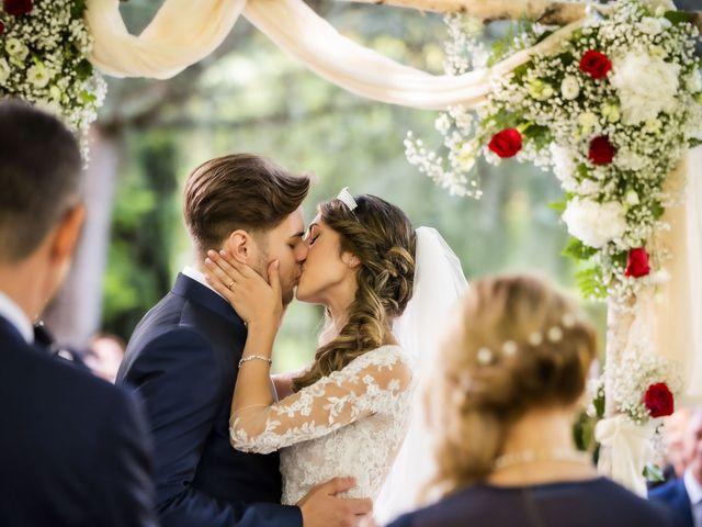 Il matrimonio di Matteo e Erica a Lesmo, Monza e Brianza 49