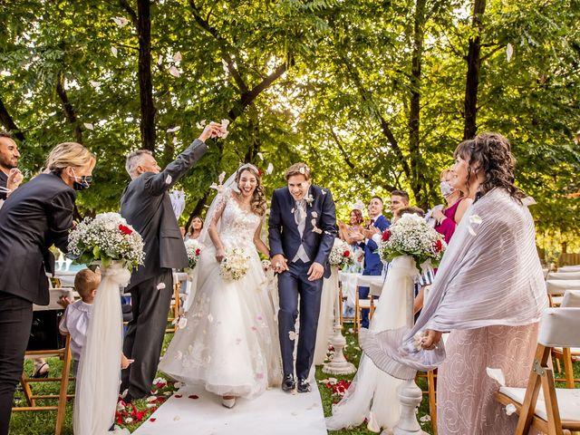 Il matrimonio di Matteo e Erica a Lesmo, Monza e Brianza 50