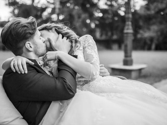 Il matrimonio di Matteo e Erica a Lesmo, Monza e Brianza 60