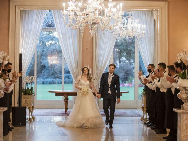 Il matrimonio di Matteo e Erica a Lesmo, Monza e Brianza 66