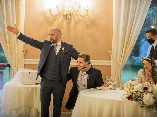 Il matrimonio di Matteo e Erica a Lesmo, Monza e Brianza 67