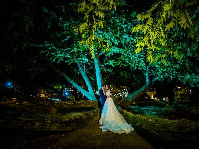 Il matrimonio di Matteo e Erica a Lesmo, Monza e Brianza 2