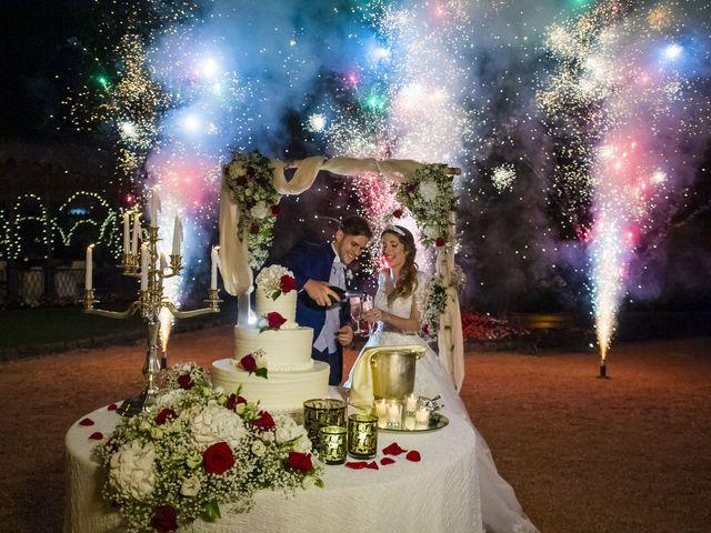 Il matrimonio di Matteo e Erica a Lesmo, Monza e Brianza 76