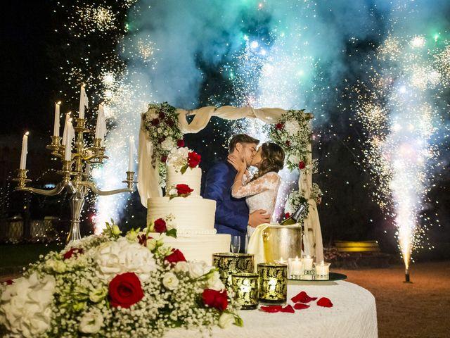 Il matrimonio di Matteo e Erica a Lesmo, Monza e Brianza 77